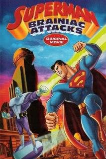 <i>Superman: Brainiac Attacks</i> 2006 American film