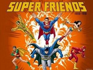 Super Friends (1980 TV series) - Image: Superfriends (1980)