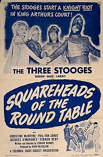 <i>Squareheads of the Round Table</i> 1948 film by Edward Bernds