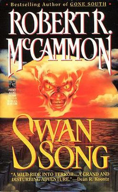 Picture of a book: Swan Song