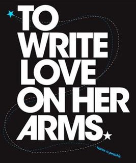 To Write Love on Her Arms nonprofit organization