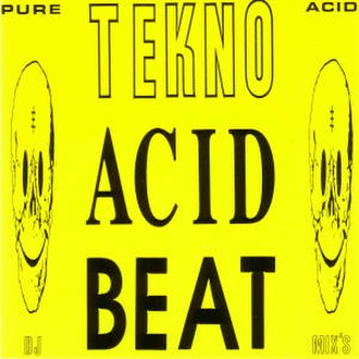Jack the Tab/Tekno Acid Beat - Image: Tekno Acid Beat cover