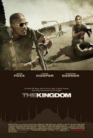 The Kingdom (film) - Theatrical release poster
