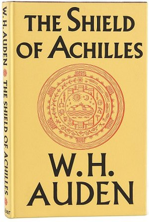 The Shield of Achilles - First UK edition (publ. Faber & Faber)