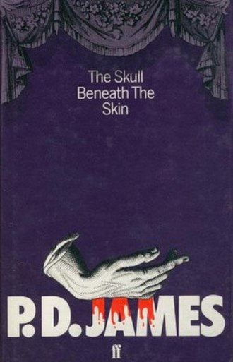 The Skull Beneath the Skin - First edition