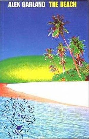 The Beach (novel) - First edition