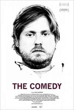 The Comedy - Theatrical release poster