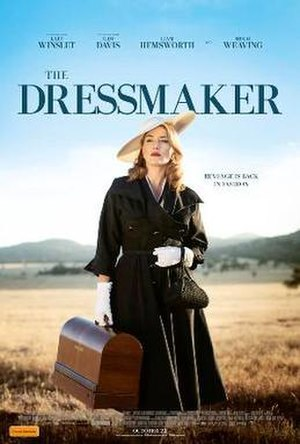 The Dressmaker (2015 film) - Theatrical release poster