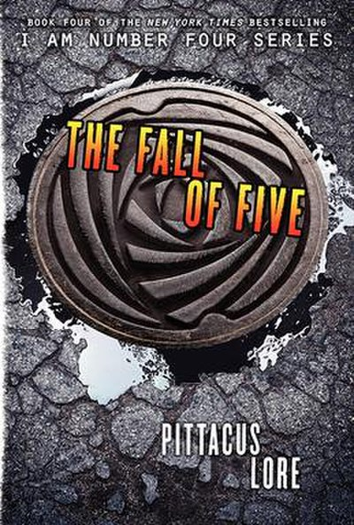 Picture of a book: The Fall Of Five