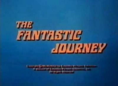 Picture of a TV show: The Fantastic Journey