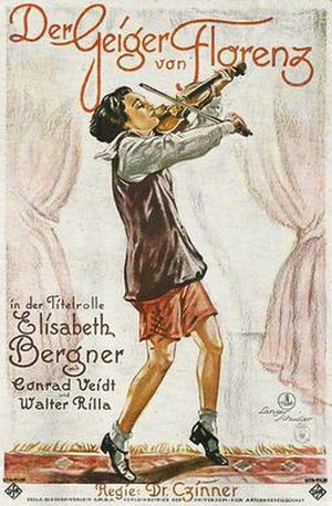 The Fiddler of Florence - Image: The Fiddler of Florence