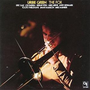 The Fox (Urbie Green album) - Image: The Fox (Urbie Green album)