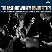 The Gaslight Anthem - Handwritten coverjpg