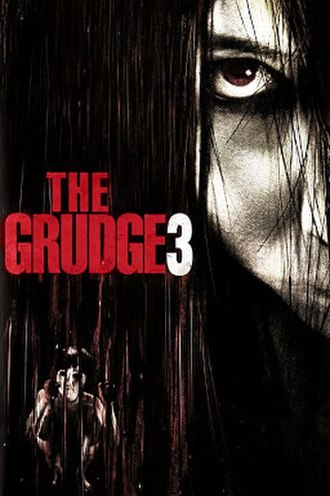 The Grudge 3 - DVD cover