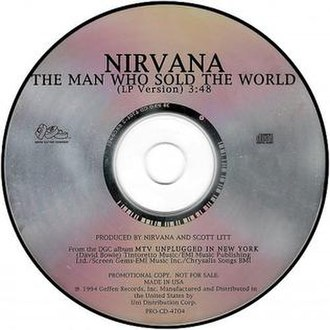 The Man Who Sold the World - Image: The Man Who Sold the World (Nirvana)