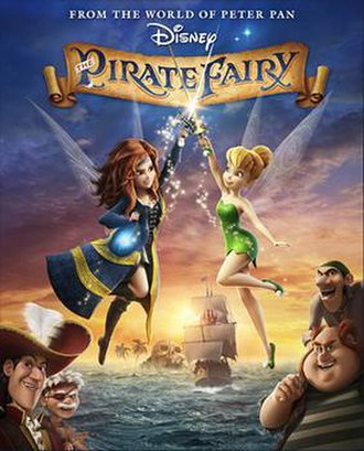The Pirate Fairy - Film poster
