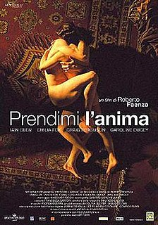 2002 Italian-French-British romance-drama film directed by Roberto Faenza