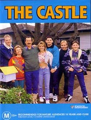 The Castle (1997 Australian film) - DVD cover