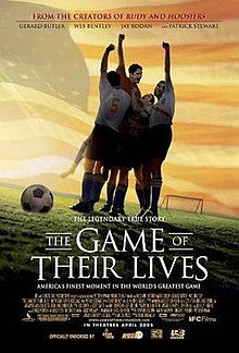 The game of their lives 2005 film wikipedia the free encyclopedia