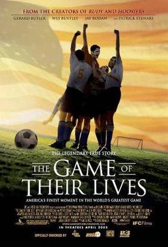The Game of Their Lives (2005 film) - Original poster