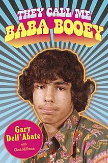 <i>They Call Me Baba Booey</i> Autobiography by radio producer Gary DellAbate