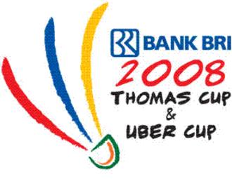 2008 Thomas & Uber Cup - Image: Thomasuber 08