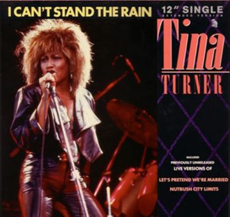 I Can't Stand the Rain (song) - Image: Tina Turner I Can't Stand The Rain (UK)