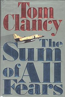 Tom Clancy - The Sum of All Fears cover.jpg