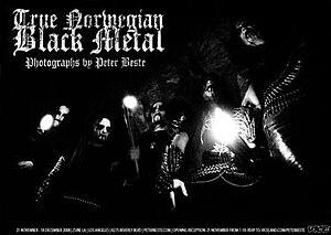 True Norwegian Black Metal (film series) - Image: True Norwegian Black Metal