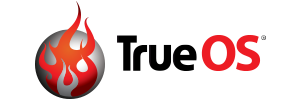 TrueOS - Image: True OS logo