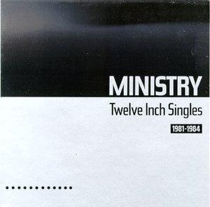 Twelve Inch Singles (1981–1984) - Image: Twelve Inch Singles cover