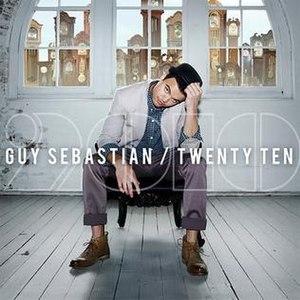 Twenty Ten (album) - Image: Twenty Ten cover final