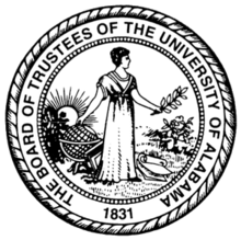 university of alabama wikivisually Tennessee State Capitol university of alabama system image ua system seal