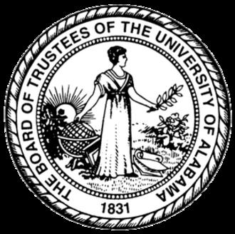 University of Alabama System - Image: UA System Seal
