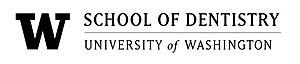 University of Washington School of Dentistry - Image: University of Washington School of Dentistry logo