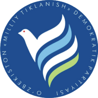 Uzbekistan National Revival Democratic Party - Image: Uzbekstan National Revival Democratic Party