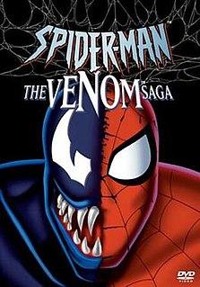 <i>The Venom Saga</i> 2005 American film