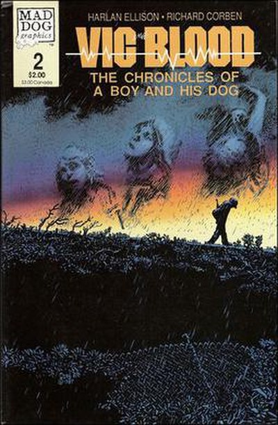 Picture of a movie: A Boy And His Dog