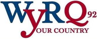 WYRQ-FM - Image: WYRQ Q92 logo