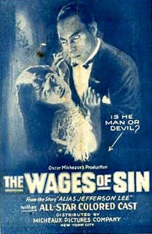 The Wages of Sin (film) - Image: Wages of Sin (1929 film)