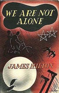 <i>We Are Not Alone</i> (novel)