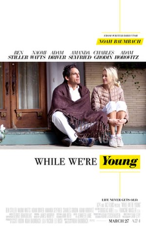 While We're Young (film) - Theatrical release poster
