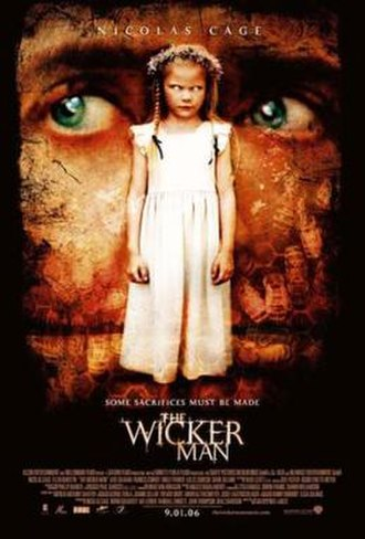 The Wicker Man (2006 film) - Theatrical release poster