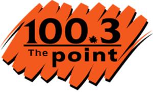 WFFG-FM - Former WKBE logo, 2002–2006