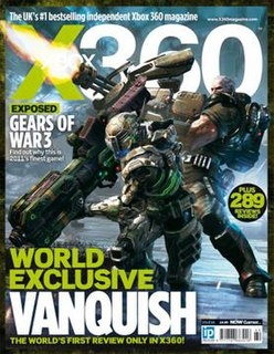 <i>X-One</i> magazine