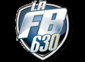 XEFB-AM - Image: XEFB La FB630 logo