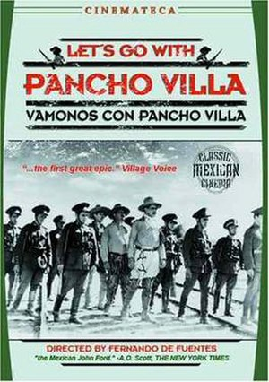 Let's Go with Pancho Villa - DVD Cover