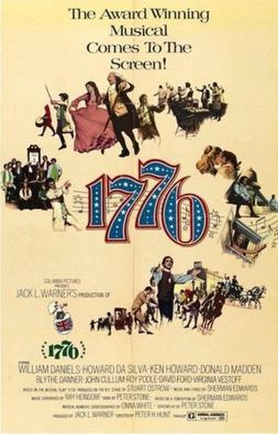 Picture of a movie: 1776