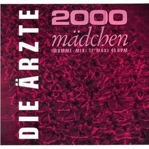 2000 Mädchen - Image: 2000maedchenmaxi