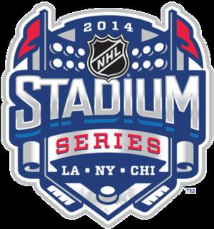 2014 NHL Stadium Series - Image: 2014 Stadium Series
